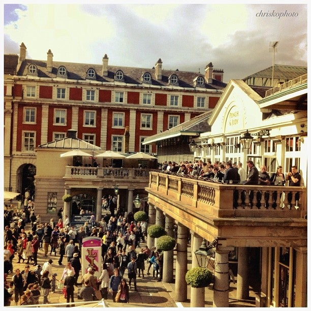 13 Things You Probably Didn't Know About Covent Garden Market