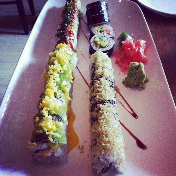 Rise Restaurant,sake,sushi