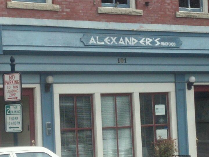 Alexander's Restaurant,