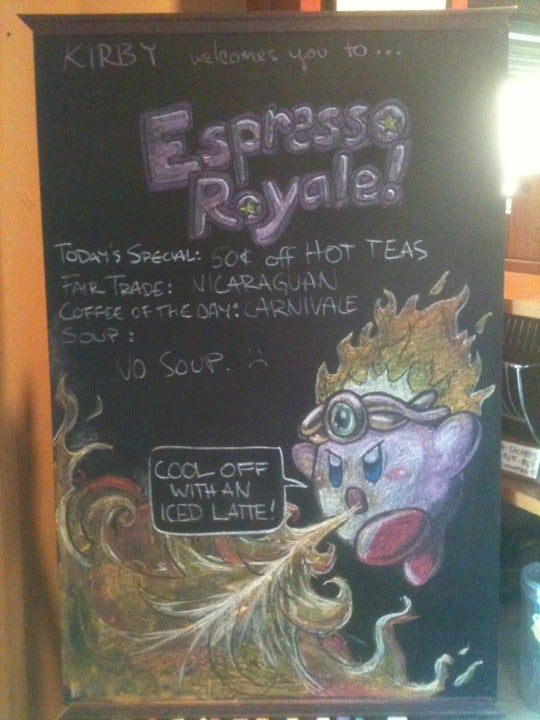 ESPRESSO ROYALE,coffee,tea
