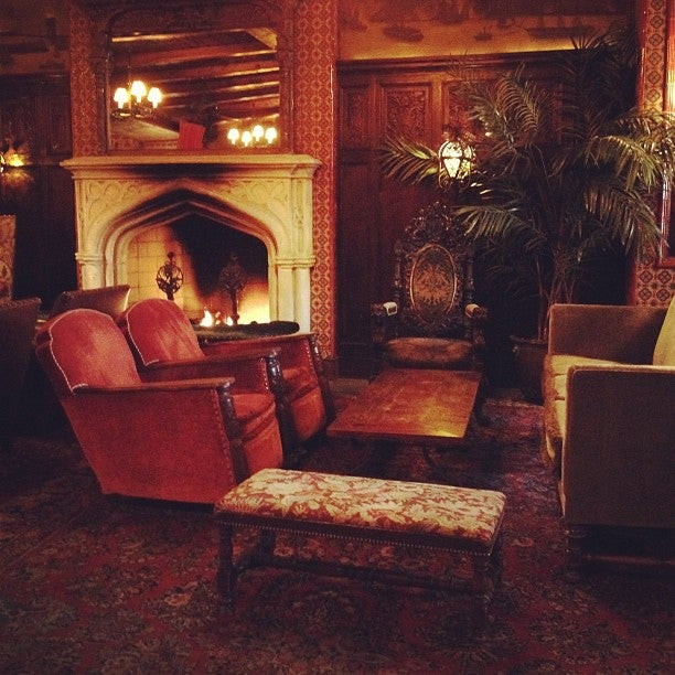 Bowery Hotel Lobby Bar