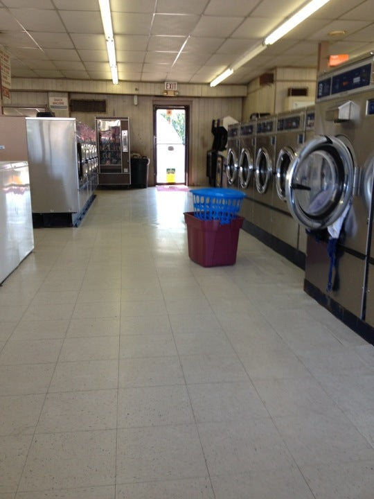 Coin Laundry Express,