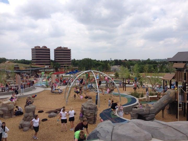 Centennial Center Park