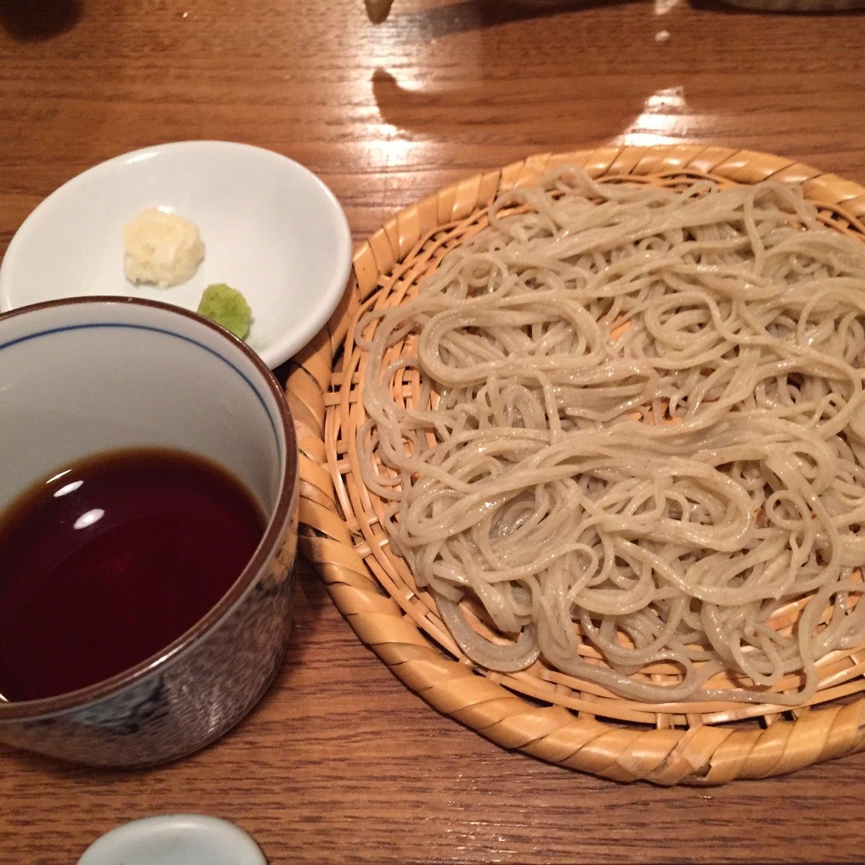 相片 - 位于巣鴨・駒込・白山的手打そば 菊谷 巣鴨本店 | Soba - 東京