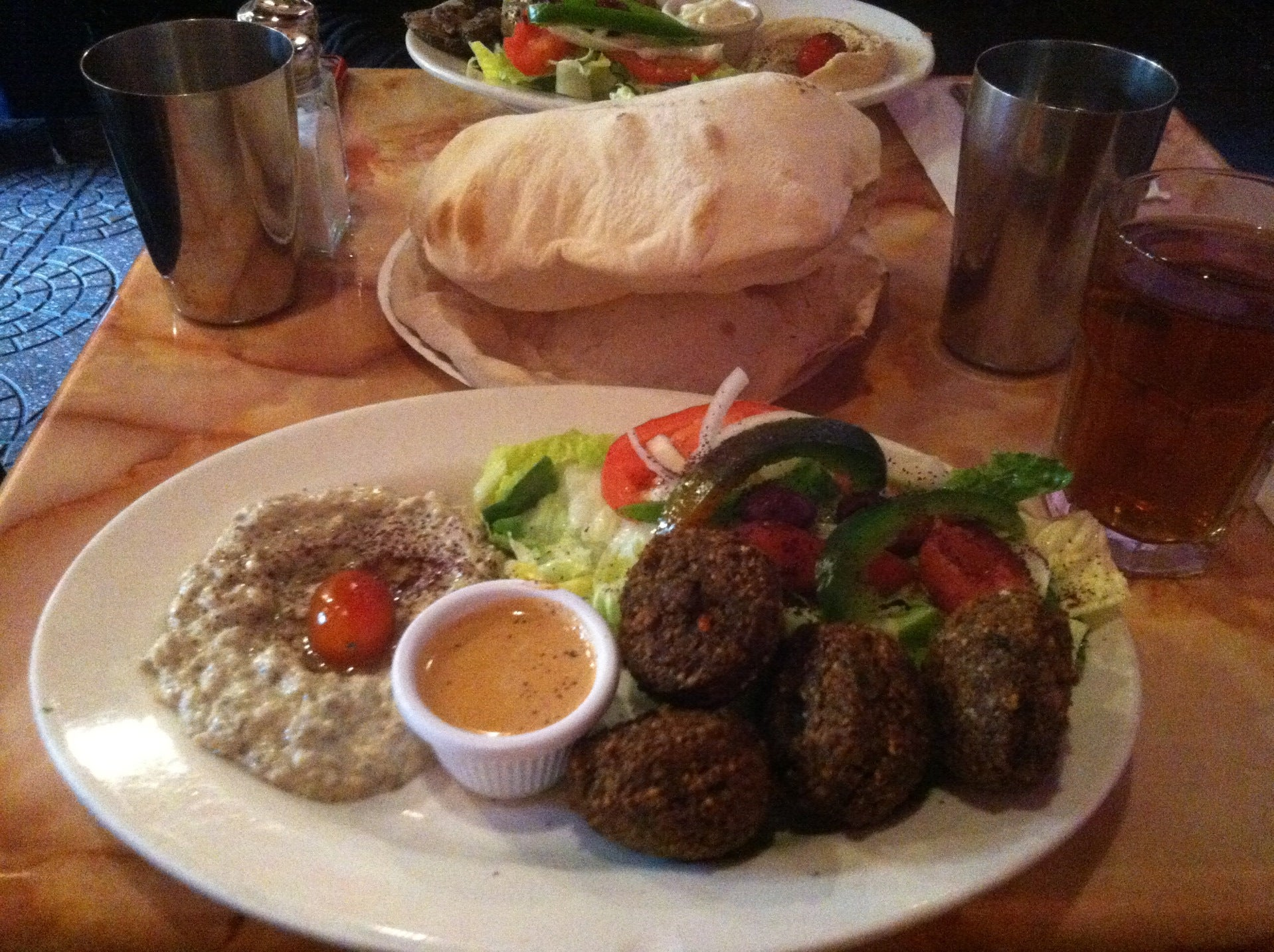 + 2 More & Bedouin Tent Restaurant | Explore Brooklyn