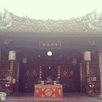 Cheng Hoon Teng Temple.