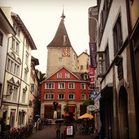 Niederdorf Shopping
