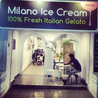 Milano Ice Cream