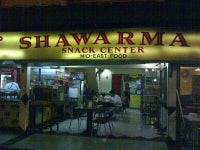Shawarma Snack Center