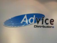 Advice Distrbutions
