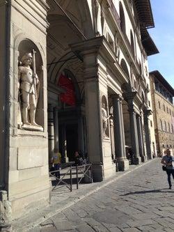 Gallerie Degli Uffizi (uffizi Galleries)