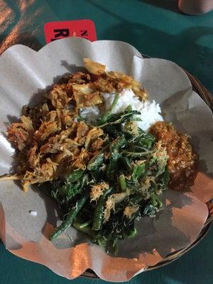 Kuta's Nasi Pedas Ibu Hanif (Kuta)|Bali