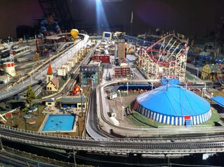 Joshi's Museum Of Miniature Railways