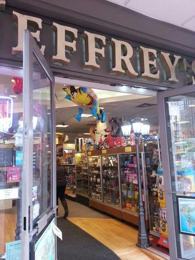 Jeffrey's Toys