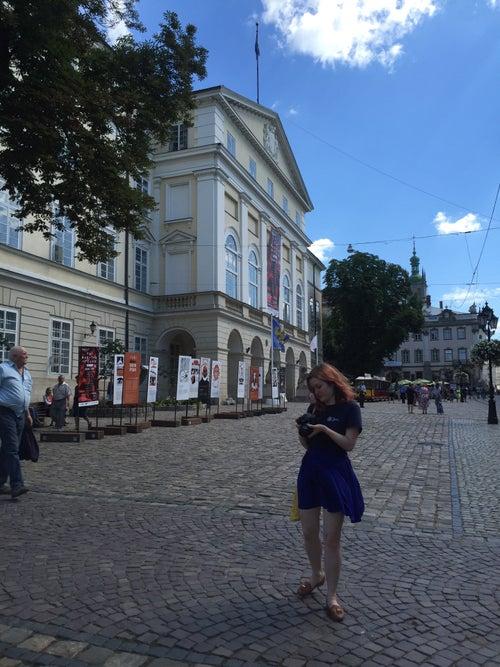 Площа Ринок / Rynok Square