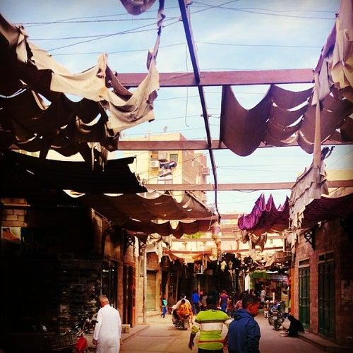 Bazaar Sharia el-Souk