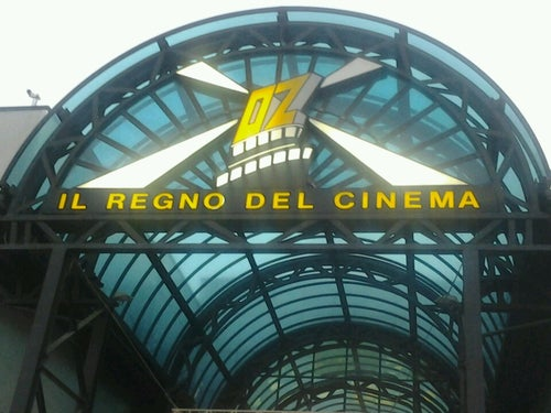 Cinema Oz Brescia 8