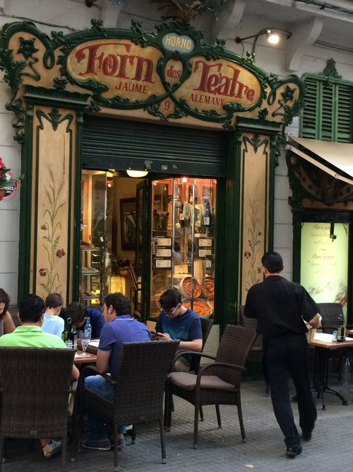 Forn Teatre Cafe