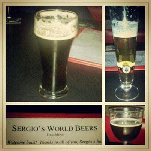 Image of Sergio's World Beers