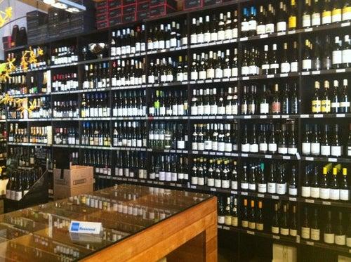Cru Bar + Cellar