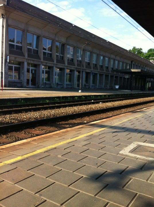 Station van Huy