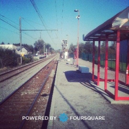 Station van Bierges-Walibi