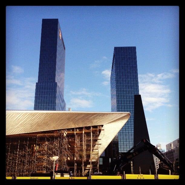 Station van Rotterdam-Centraal Station