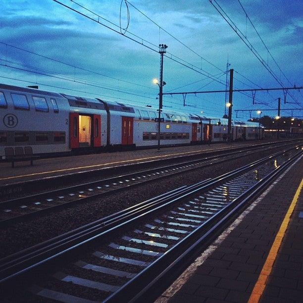 Gare de Tongres