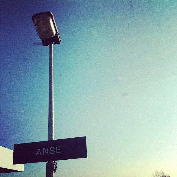Gare d'Anse