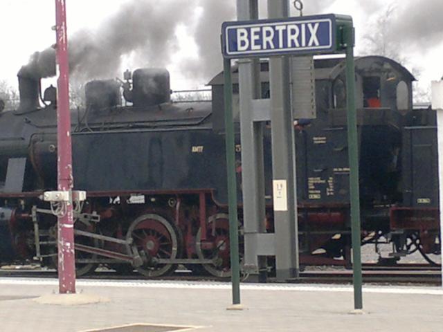 Station van Bertrix