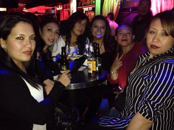 Gay bar mexico city