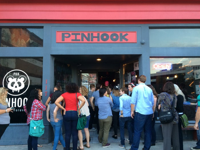 Photo of The Pinhook