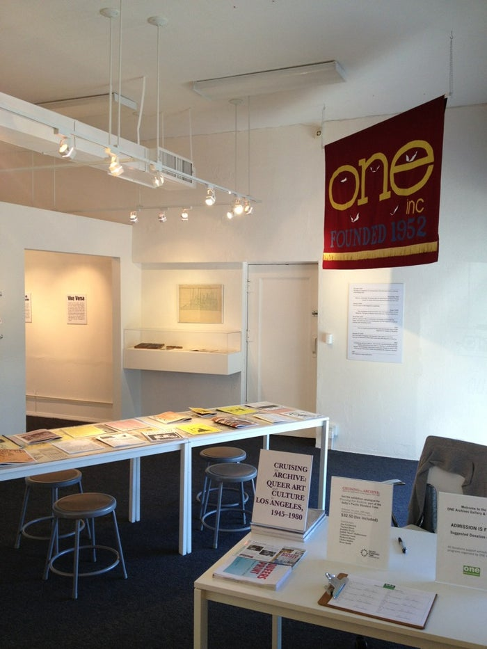 ONE Archives Gallery & Museum reviews, photos - West Hollywood - Los