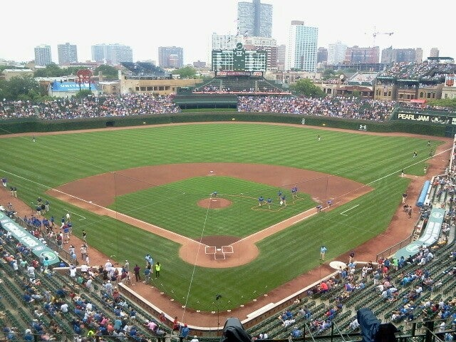 Photo of Wrigley Field