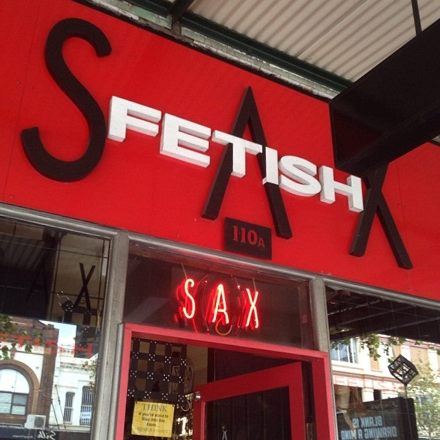 Photo of Sax Fetish