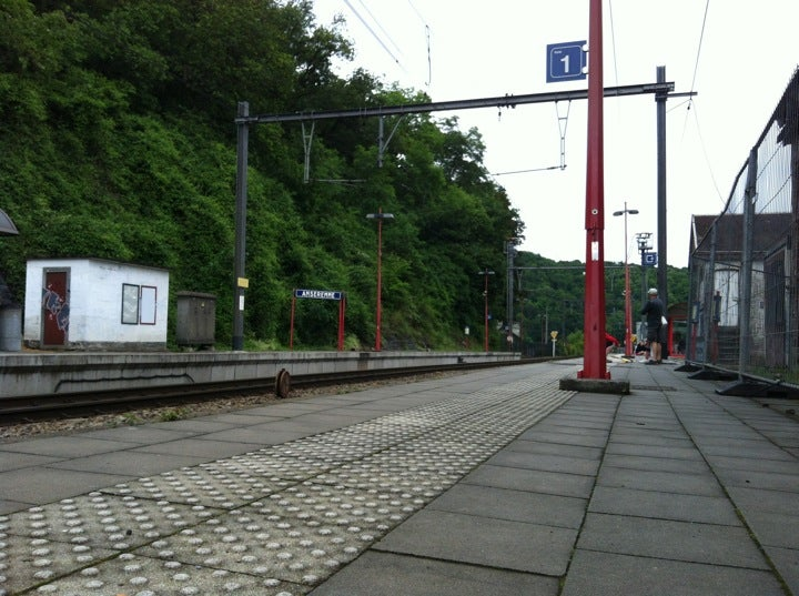 Gare d'Anseremme
