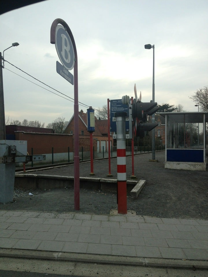 Station van Aalst-Kerrebroek