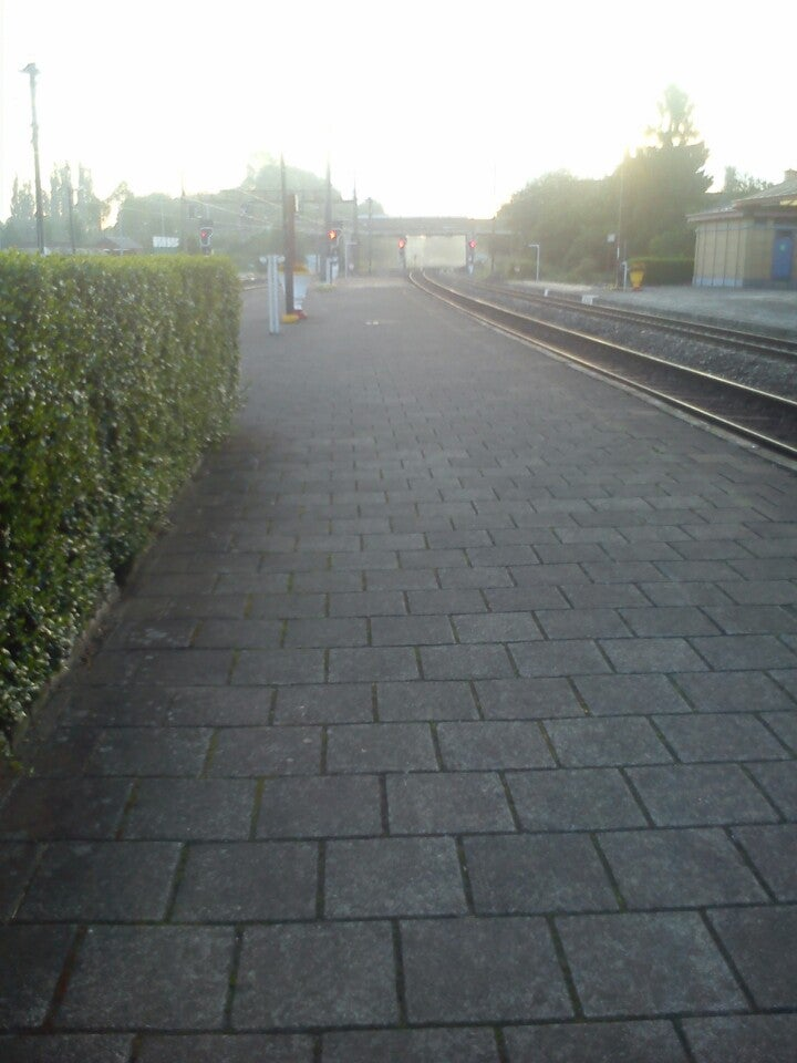 Gare de Jurbise