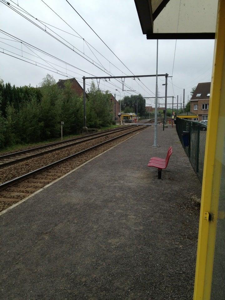 Station van Schelle