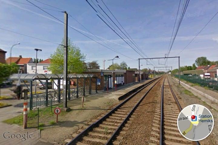 Gare d'Hemiksem