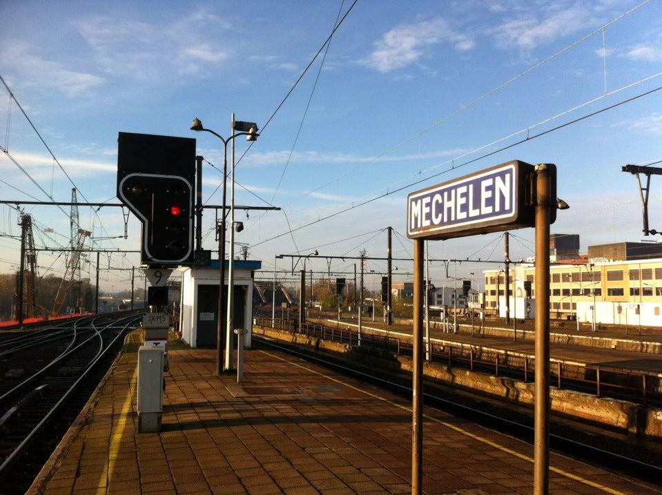 Gare de Malines
