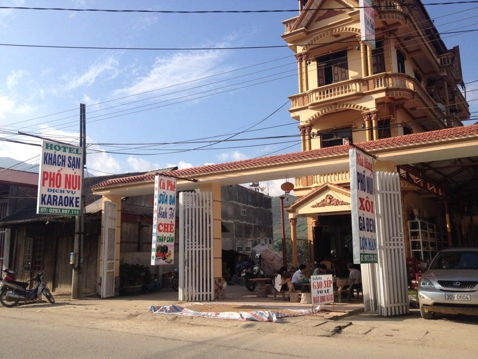 Pho Nui Hotel - Tu Le