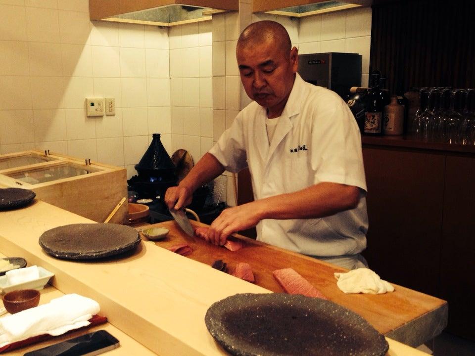 Sushi Gion Matsudaya