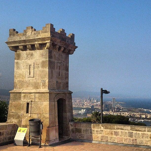 The Castle At Montjuïc