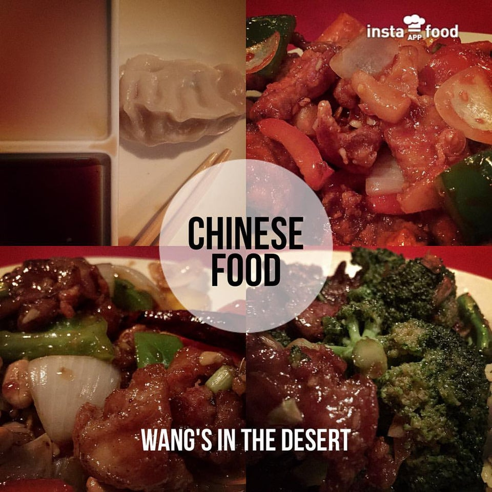 Photo of Wang's in the Desert