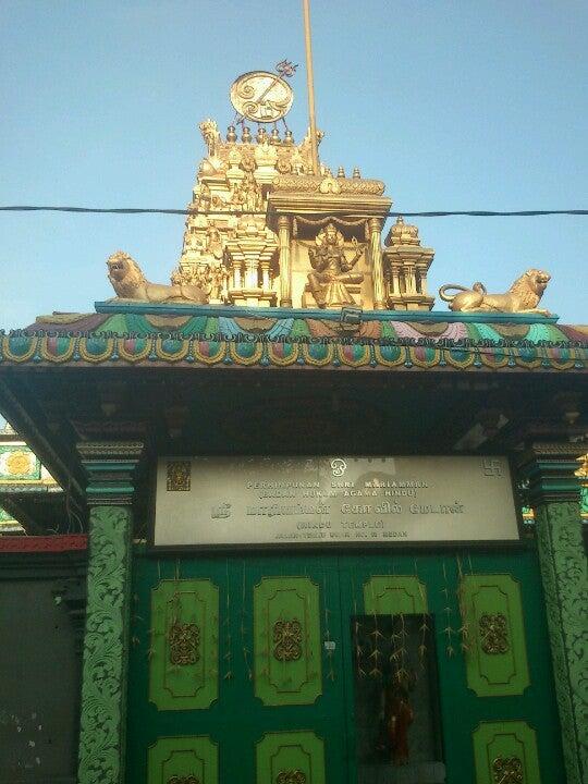Shri Mariamman (tamil Hindu Temple)
