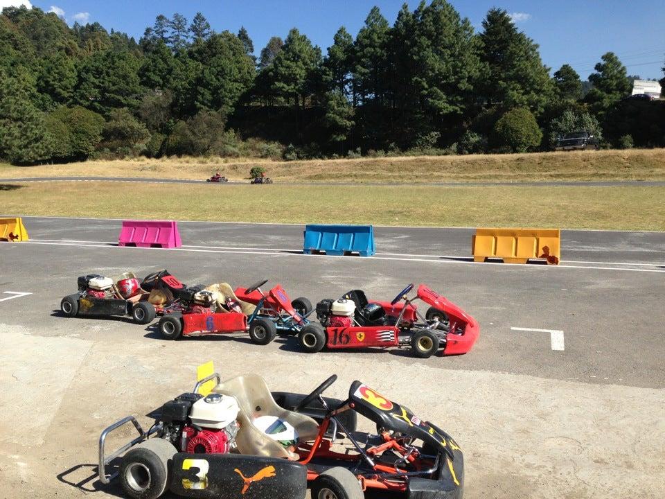 Go Kart Racing In Los Angeles