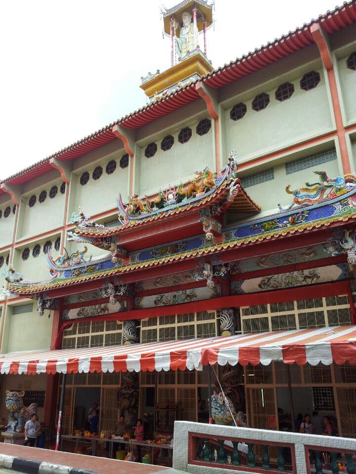 Kong Meng San Phor Kark See Monastery
