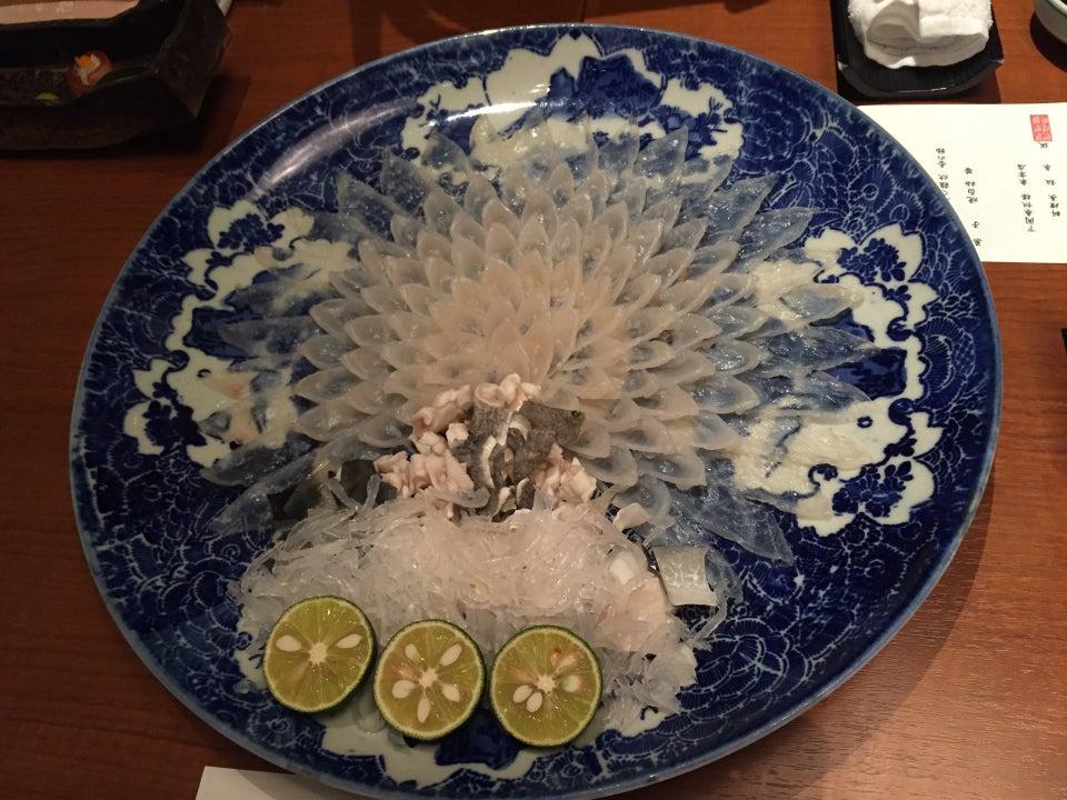 Shimonoseki Shunpanro Main Restaurant