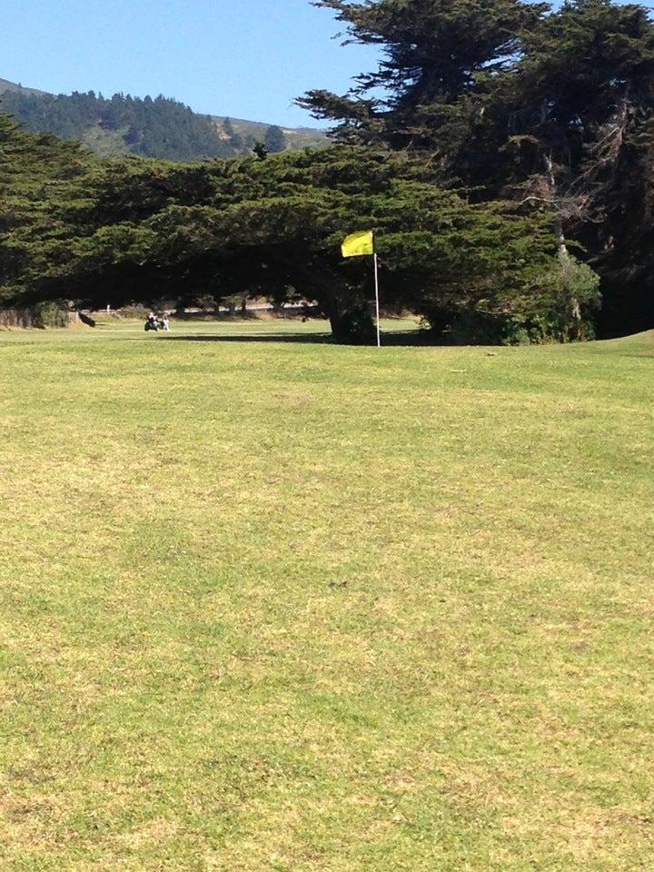 Sharp Park Golf Course, Sharp Park Course